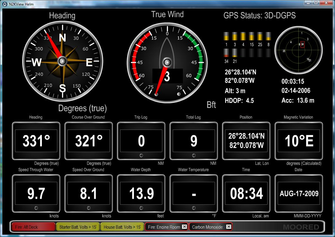 listening to NMEA 2000? [Archive] - Yachting and Boating World Forums