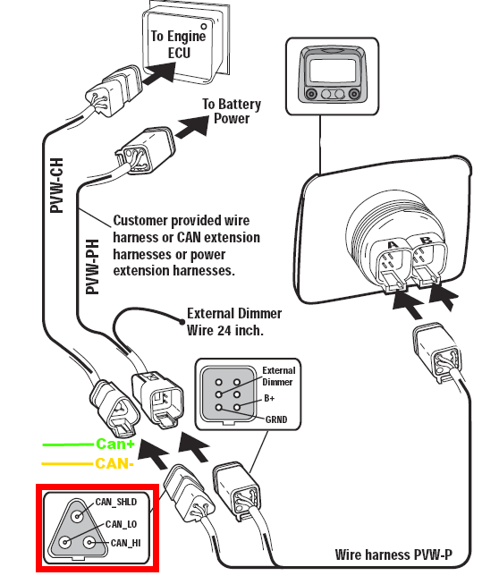 Can A J2k100 Connect To A John Deere J1939 Network