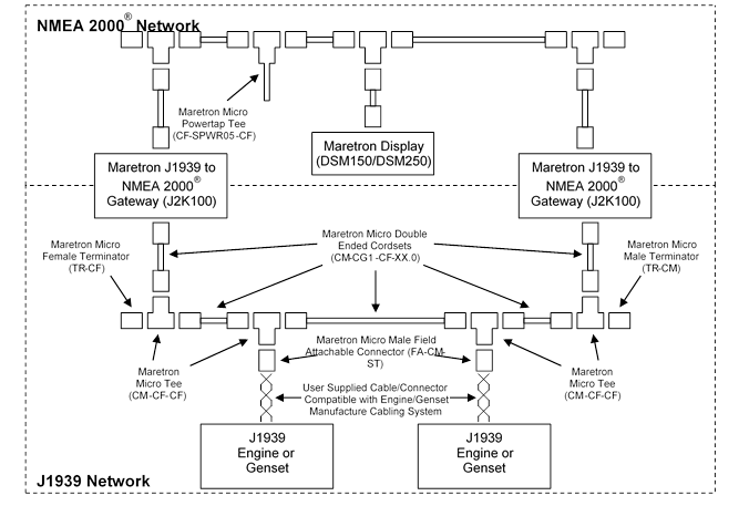 nmea 2000 t connector wiring diagram  nmea  get free image