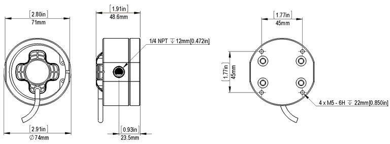 installation instructions  m1ar  m2ar fuel flow sensors